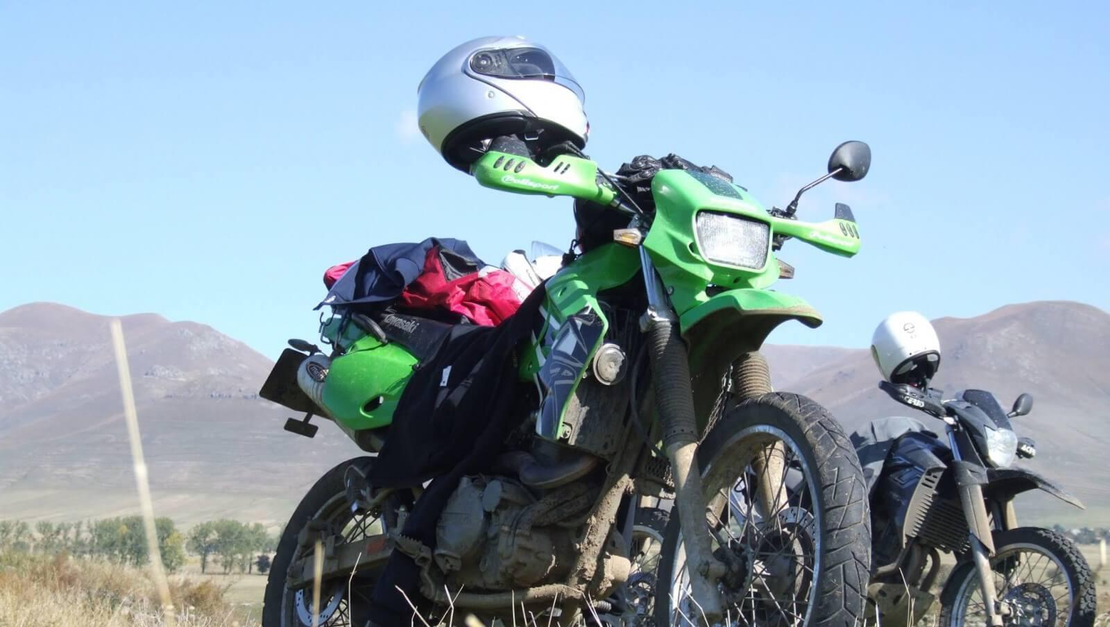 Motorradurlaub in Armenien