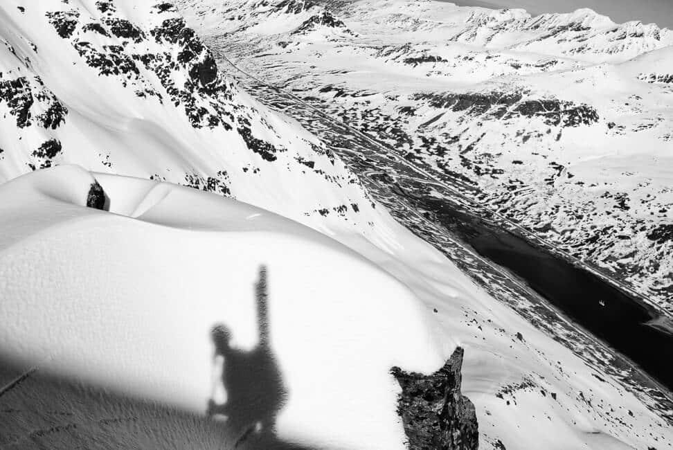 Arnoya Skitouren