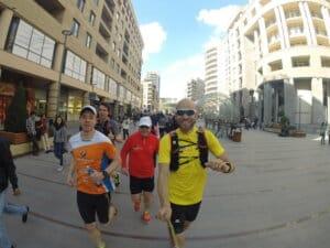 Yerevan City Trail - Northern Avenue Trailrunning