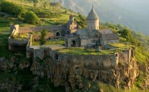 Kloster Tatev Trailrunning