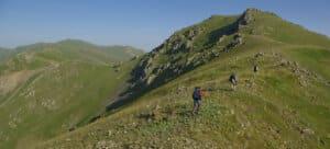 Hiking und Rafting