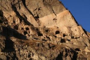 Höhlen von Wardsia Georgien
