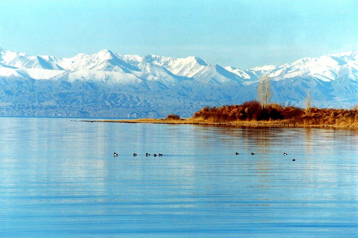 Issyuk Kul Lake